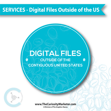 Digital Files Outside of the Contiguous US