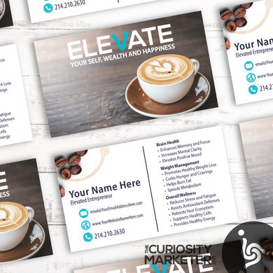 Elevate Things Business Card