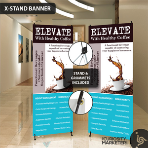 Vertical Banner - Elevated Splash