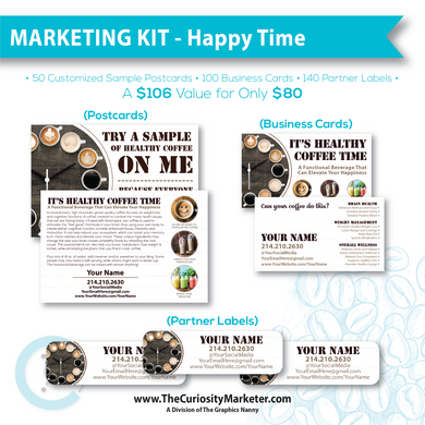 Marketing Kit - Happy Time