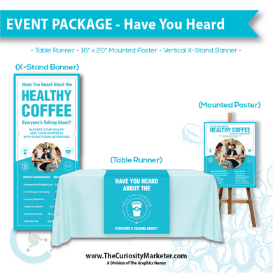 Event Package - Have You Heard