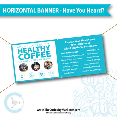 Horizontal Banner - Have You Heard