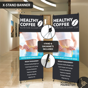 Vertical Banner - Looks So Good