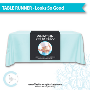 Table Runner - Looks So Good