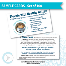 Sample Kit - Coffee - Choose Your Contents