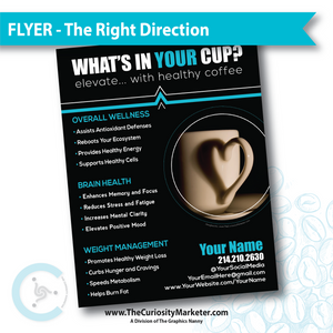 Flyer - The Right Direction