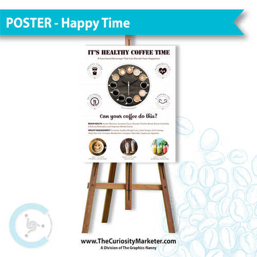 Poster - Happy Time