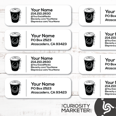 What's In Your Cup Labels