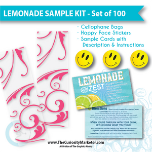 Sample Kit - Lemonade