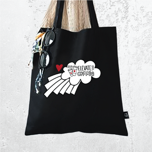 Elevate Your Coffee  - Tote Bag