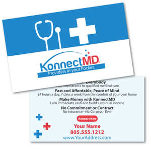 Konnect Medical Business Card