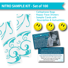 Sample Kit - Nitro - Choose Your Contents
