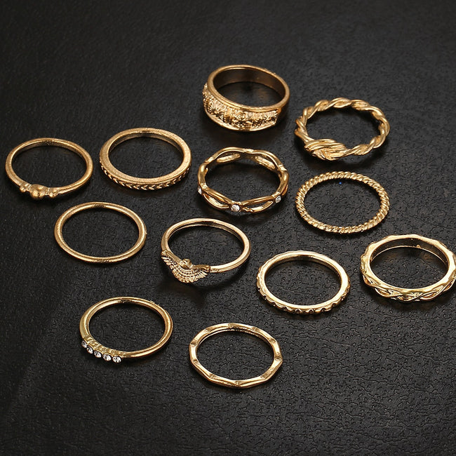 Sea Eagle Rings