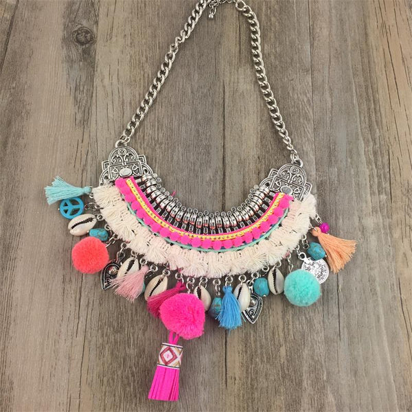 Ischia Beaded Necklace