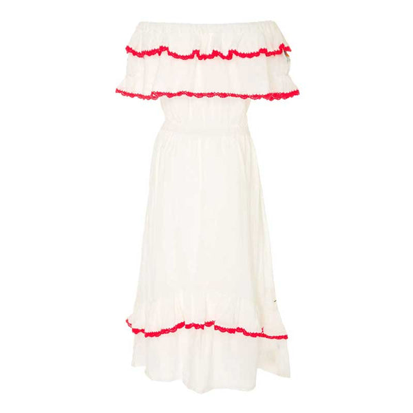 Tunisia Ruffle Dress