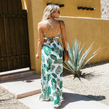 Tropical Palm 2 Piece Set