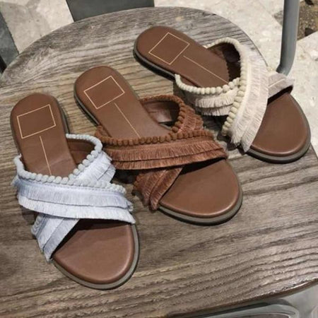 Beach Hut Slides