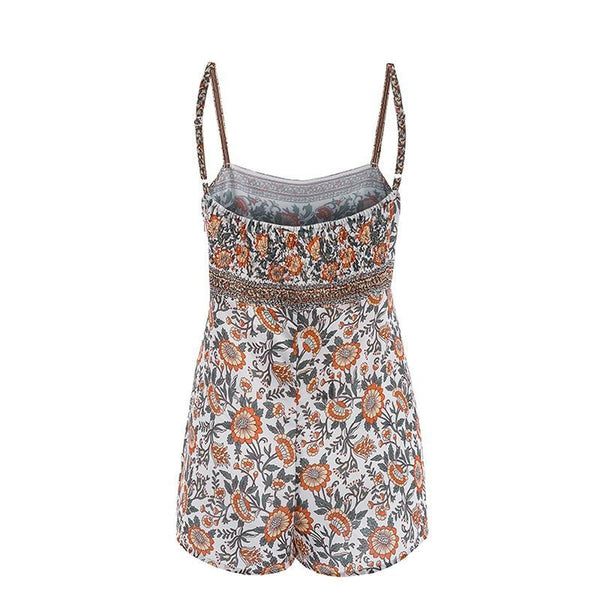 Morocco Playsuit