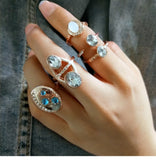 Constellation Ring Set