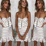 Coconut Mini Dress