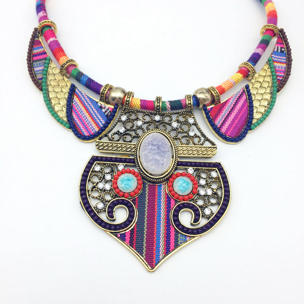 Island Tribe Necklace