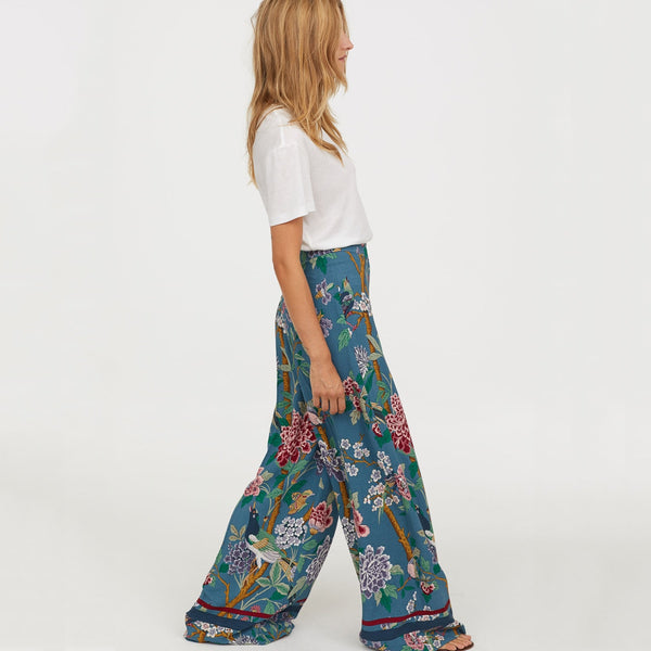 Tropical Beach Pants