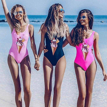 Beach Bliss One Piece Swimsuit