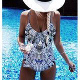 Bluemoon One Piece Swimsuit