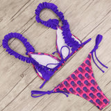 Pineapple Candy Bikini Swimsuit