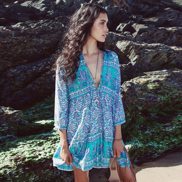 Yamba Mini Dress