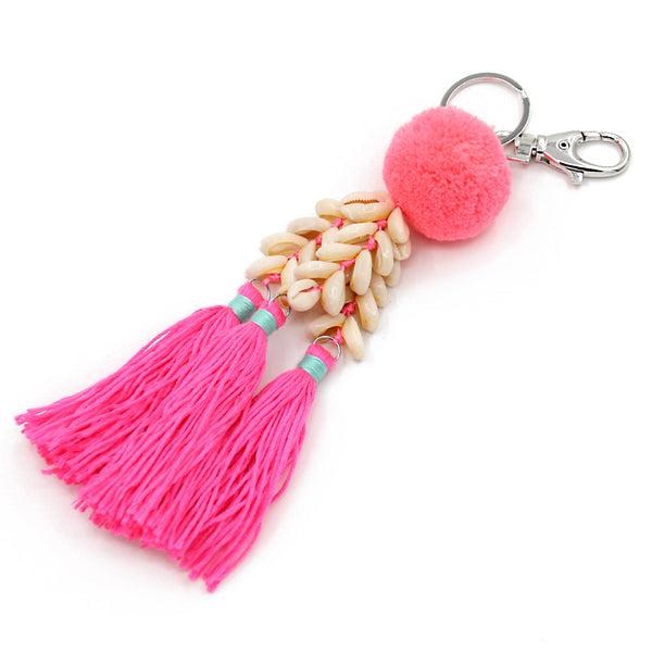 Shell Key Chain