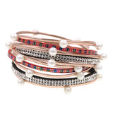 Long Beach Wrap Bracelets