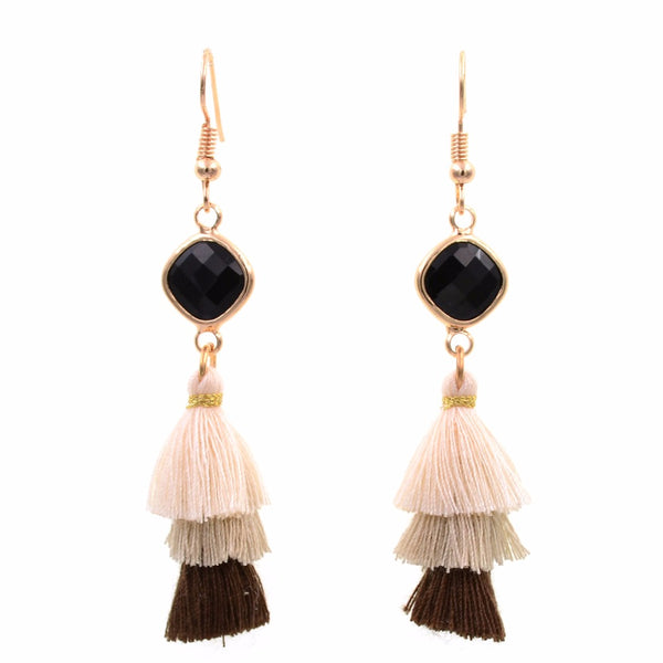 Vanautu Drop Earrings