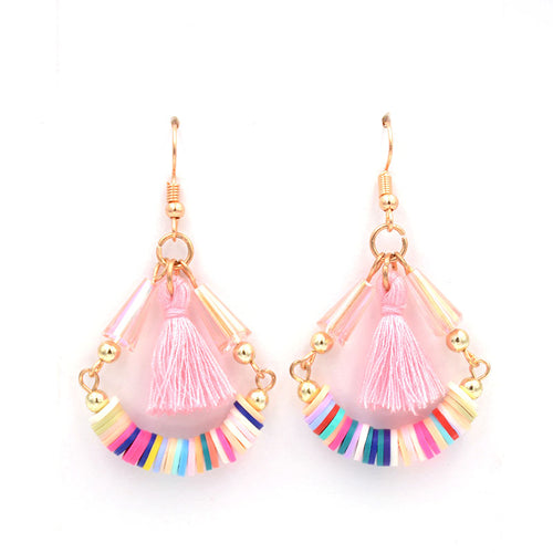 Cooloola Tassel Earrings