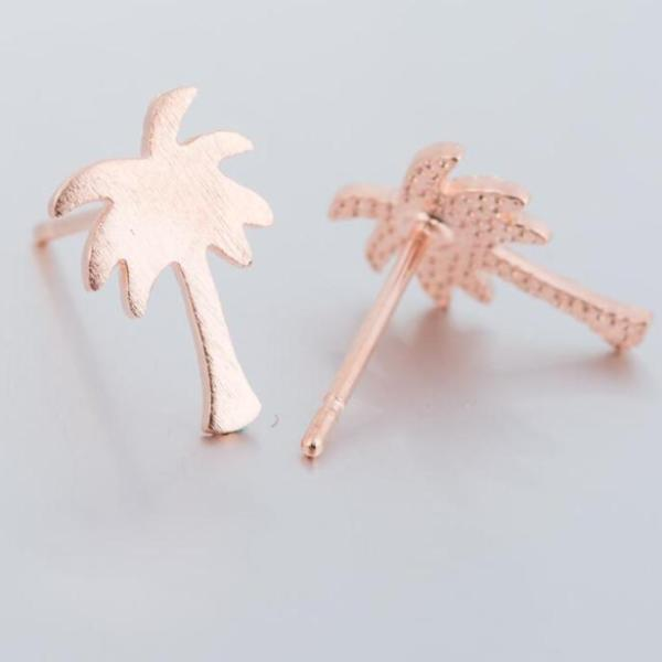 Coastal Palm Earrings