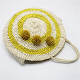 Little Cove Pom Pom Bag