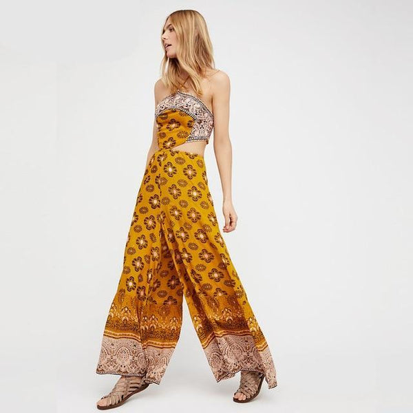 Sahara Mirage Jumpsuit