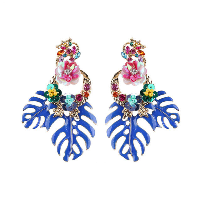 Fantasy Island Earrings