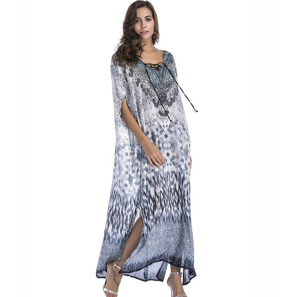 Atlantic Ocean kaftan