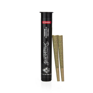 Tahoe OG Pre-Roll 2-Pack by Heavy Hitters