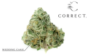 Wedding Cake 7g Bag (Indoor Smalls) by Correct