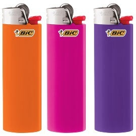 Color Bic Lighter