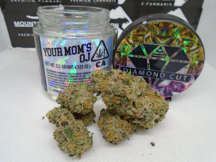 Your Mom's OJ by Diamond Cut Exotics