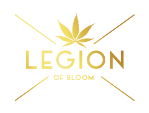 Monarch Series .5g Vape Cartridge by Legion of Bloom