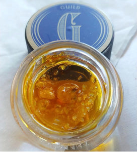'Heavy Duty Fruity' Diamonds and Sauce 1g by Guild Extracts