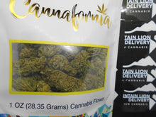 Slurricane Ounce Bag by Cannafornia