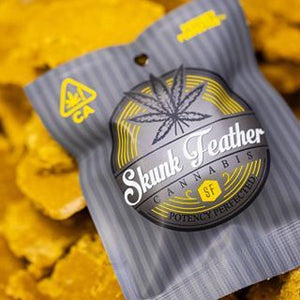 Banana OG Crumble by Skunk Feather 1g