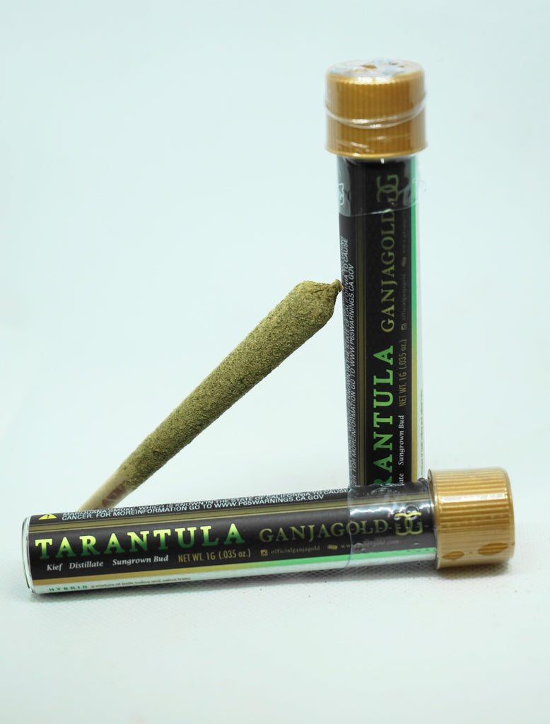 Green Tarantula by Ganja Gold