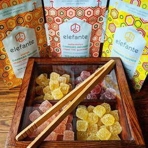Gummies by Elefante (Vegan Friendly, Gluten-Free) - 100mg