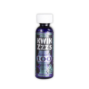 KWIK Zzz's 100mg THC Beverage Shot by Manzanita & Madrone